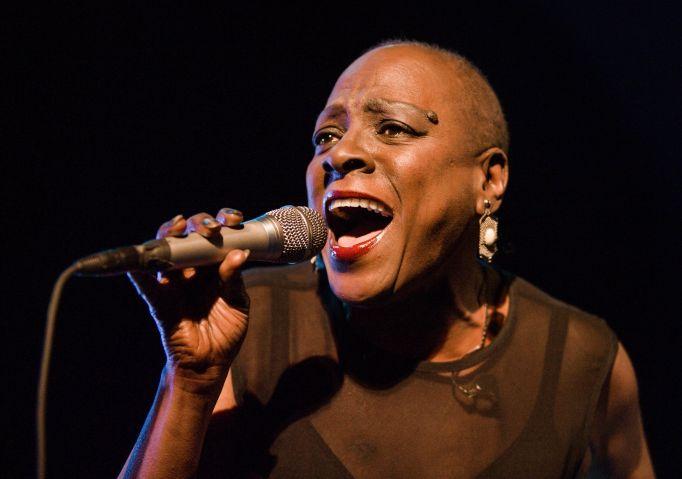 Sharon Jones In Concert - February 10, 2014.