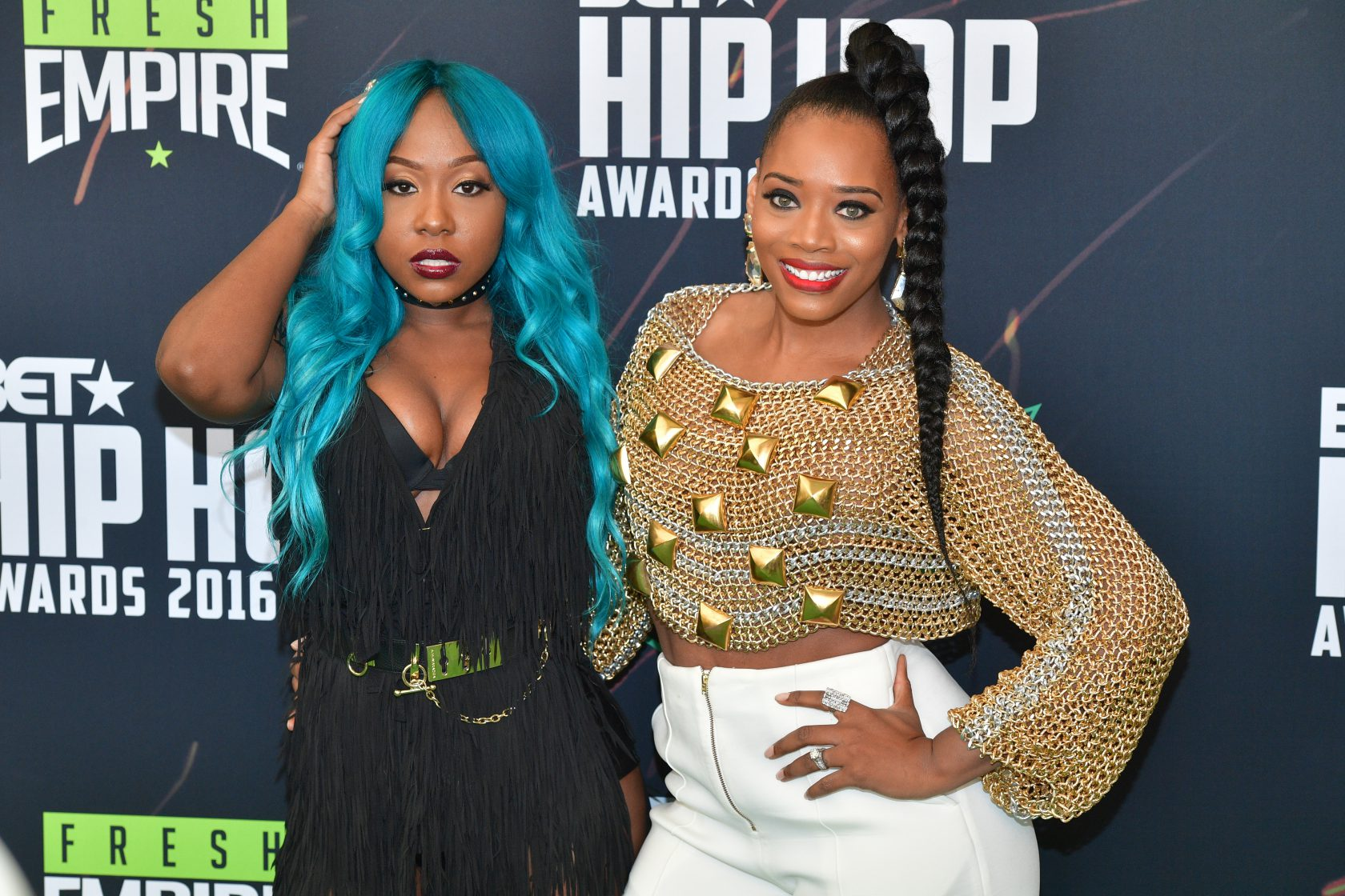 BET Hop Hop Awards 2016 - Arrivals
