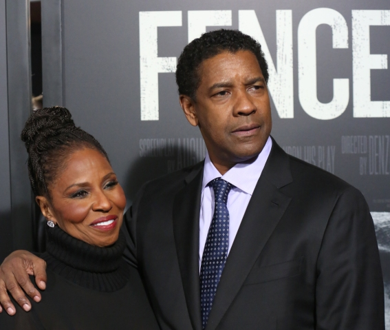 'Fences' New York Screening