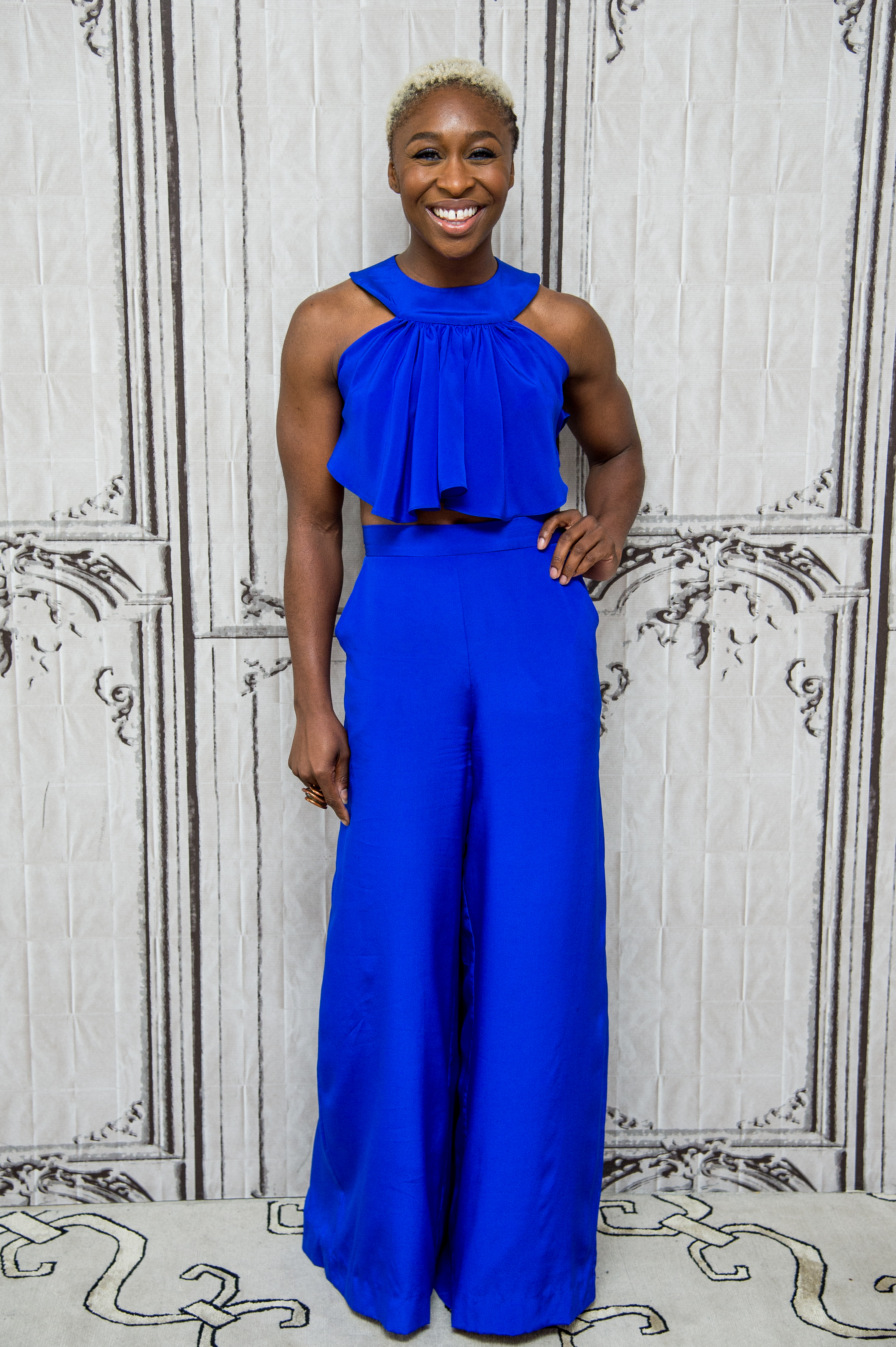 AOL Build Speaker Series - Cynthia Erivo, 'The Color Purple'