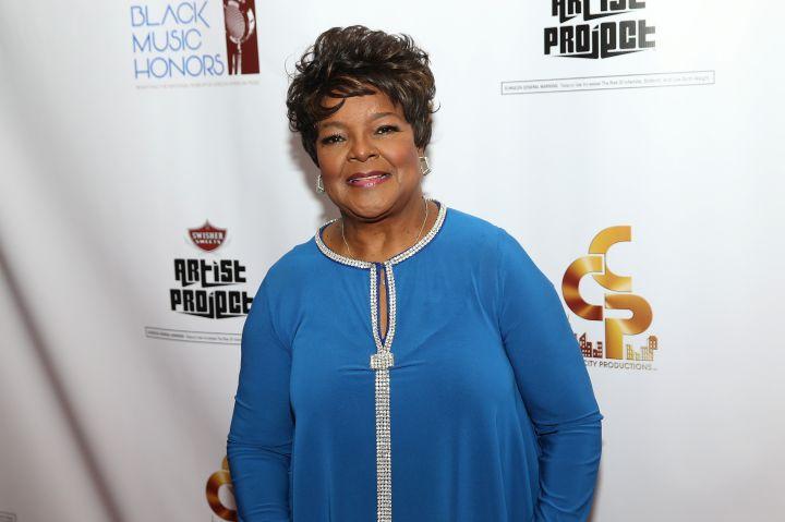 Shirley Caesar - 2011 Living Legend Award