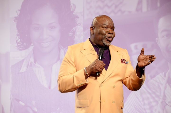 Bishop TD Jakes Has A Powerful Message