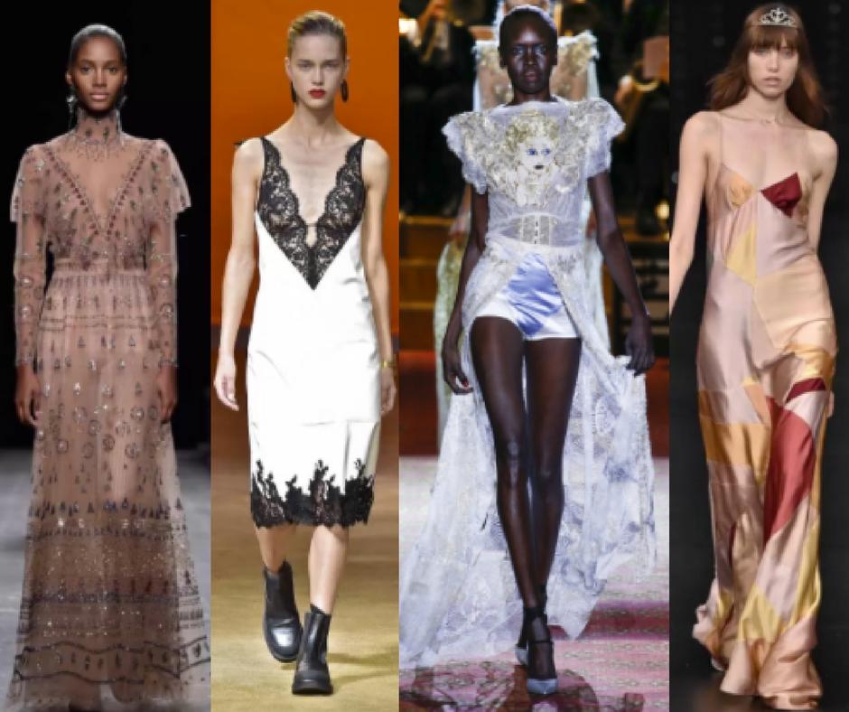 lingerie trend