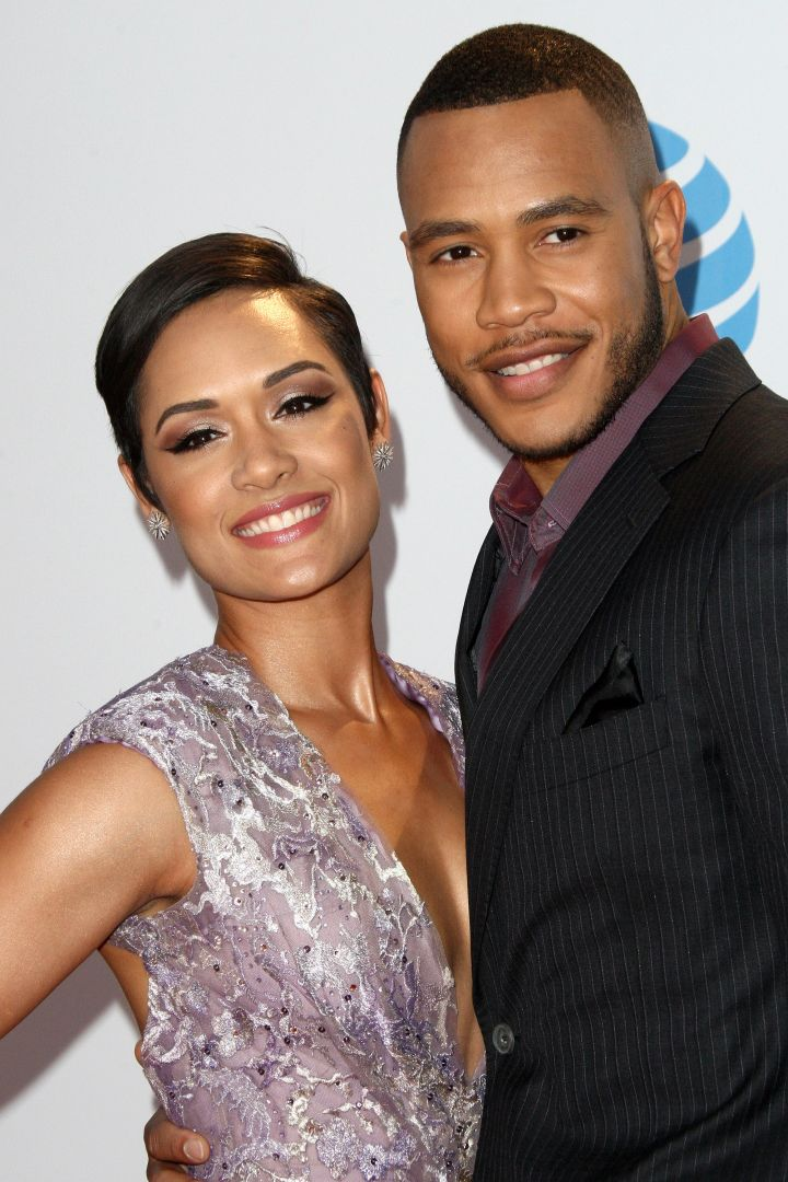 Trai Byers & Grace Gealey