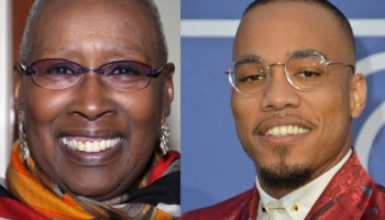 Judith Jamison and Anderson .Paak