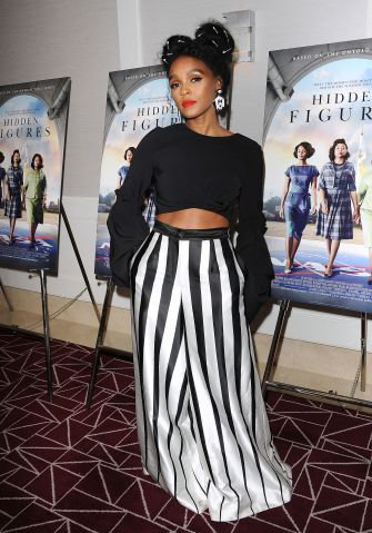 Screening And Q&A For 20th Century Fox's 'Hidden Figures' - Arrivals