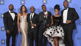 NBC's '74th Annual Golden Globe Awards' - Press Room