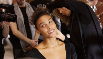 Sophie Theallet - Backstage - Fall 2016 New York Fashion Week