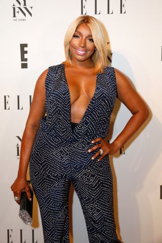 E! + ELLE + IMG Party To Celebrate The Opening Of NYFW