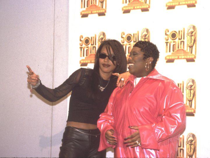 Aaliyah & Missy