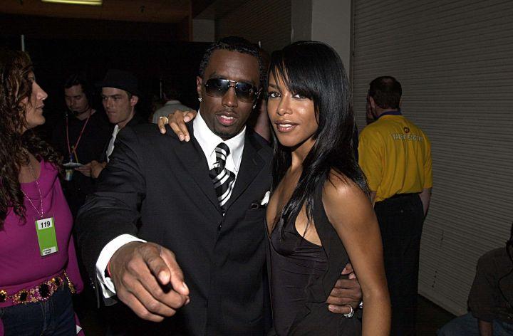 Aaliyah & Diddy