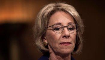 Betsy DeVos nominee Secretary of Education