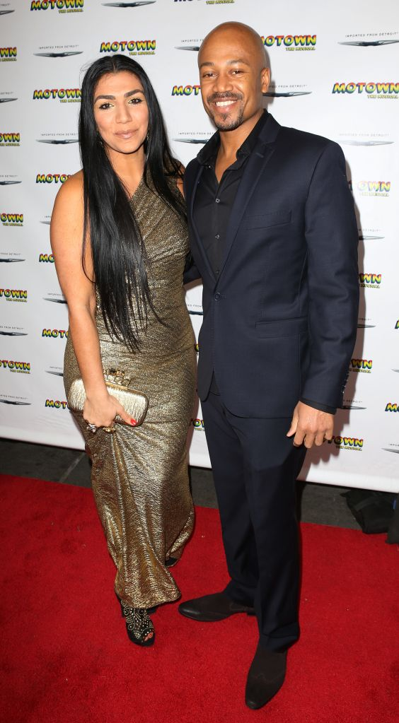 USA: Motown Family Night on Broadway - Theatre Arrivals