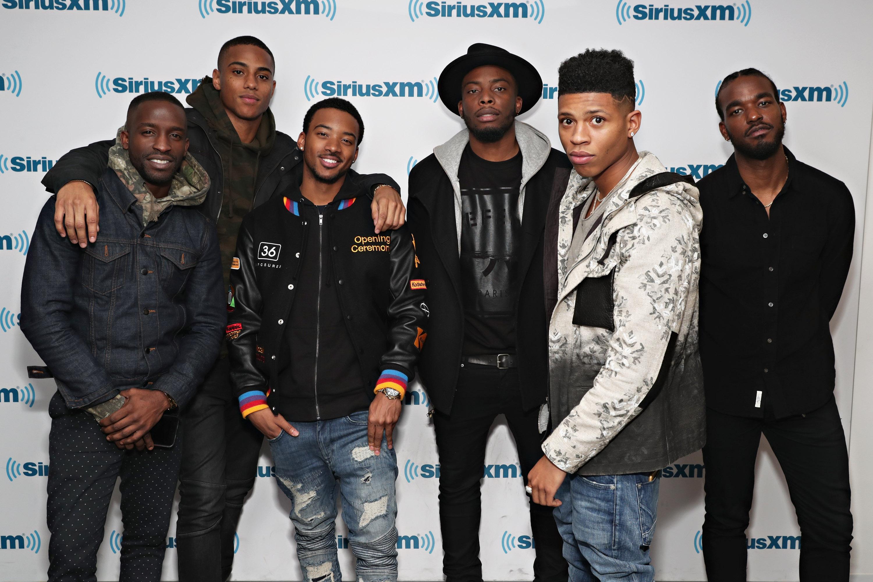Celebrities Visit SiriusXM - January 18, 2017