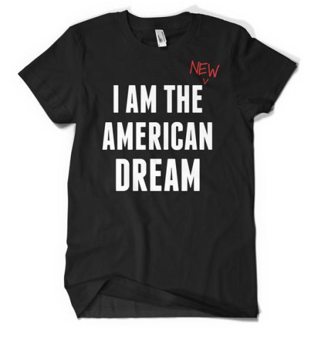 I Am The New American Dream