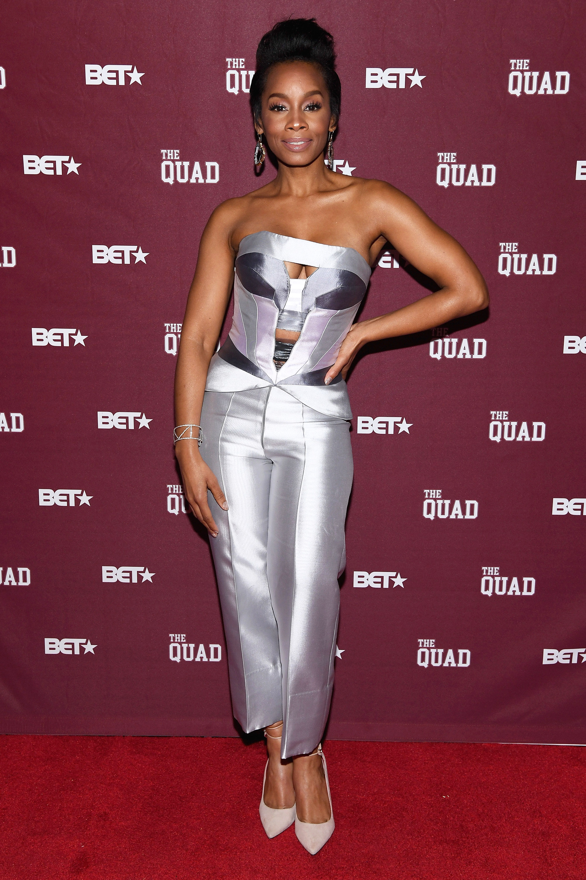 BET Presents The Premiere Screening Of 'The Quad' - Arrivals