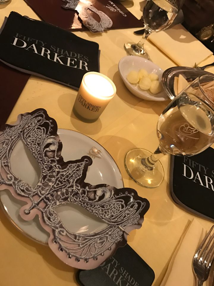 'Fifty Shades Darker' Ladies' Night Out With #TeamBeautiful
