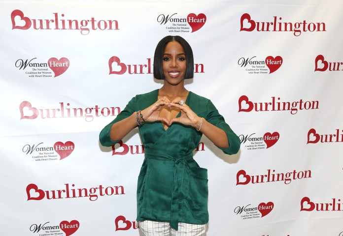 Kelly Rowland Teams Up With WomenHeart And Burlington To #KnockOutHeartDisease