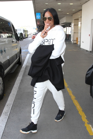 Celebrity Sightings In Los Angeles - February 01, 2017