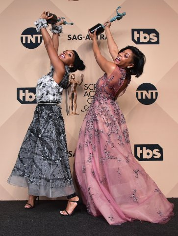 US-ENTERTAINMENT-SAG AWARDS-PRESSROOM