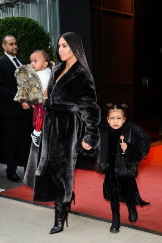 Celebrity Sightings in New York City - February 01, 201