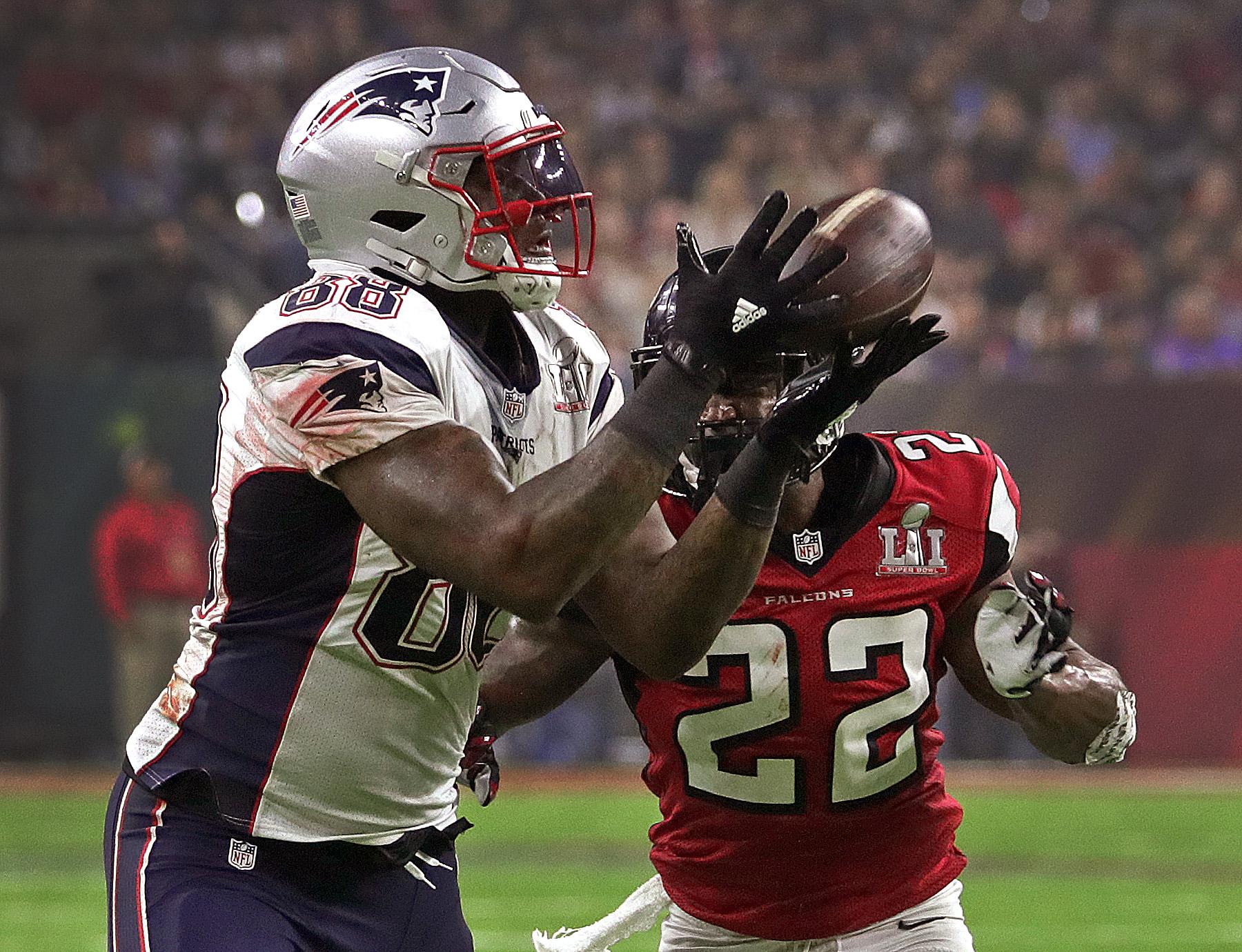 Super Bowl LI: New England Patriots Vs. Atlanta Falcons At NRG Stadium