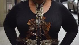 Danielle James for Sheila Gray Collection