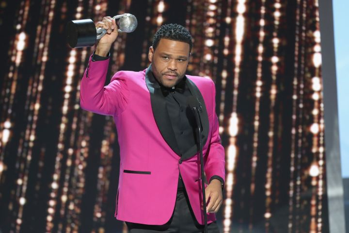 """Anthony Anderson, Lead Actor In A Comedy Series, """"Black-ish"""""""
