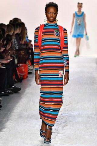 Jeremy Scott - Runway - February 2017 - New York Fashion Week