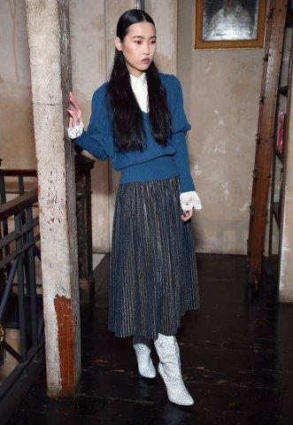 Tracy Reese - Presentation - February 2017 - New York Fashion Week
