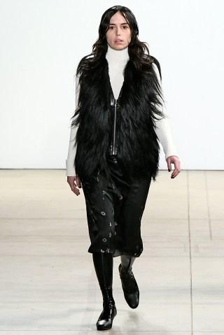 Creatures of the Wind - Runway - February 2017 - New York Fashion Week