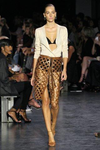 Altuzarra - Runway - Mercedes-Benz Fashion Week Spring 2015