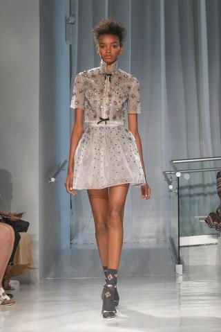 Reem Acra - Runway - September 2016 - New York Fashion Week