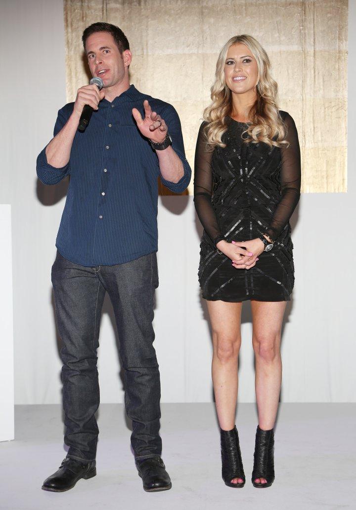 Tarek & Christina El Moussa