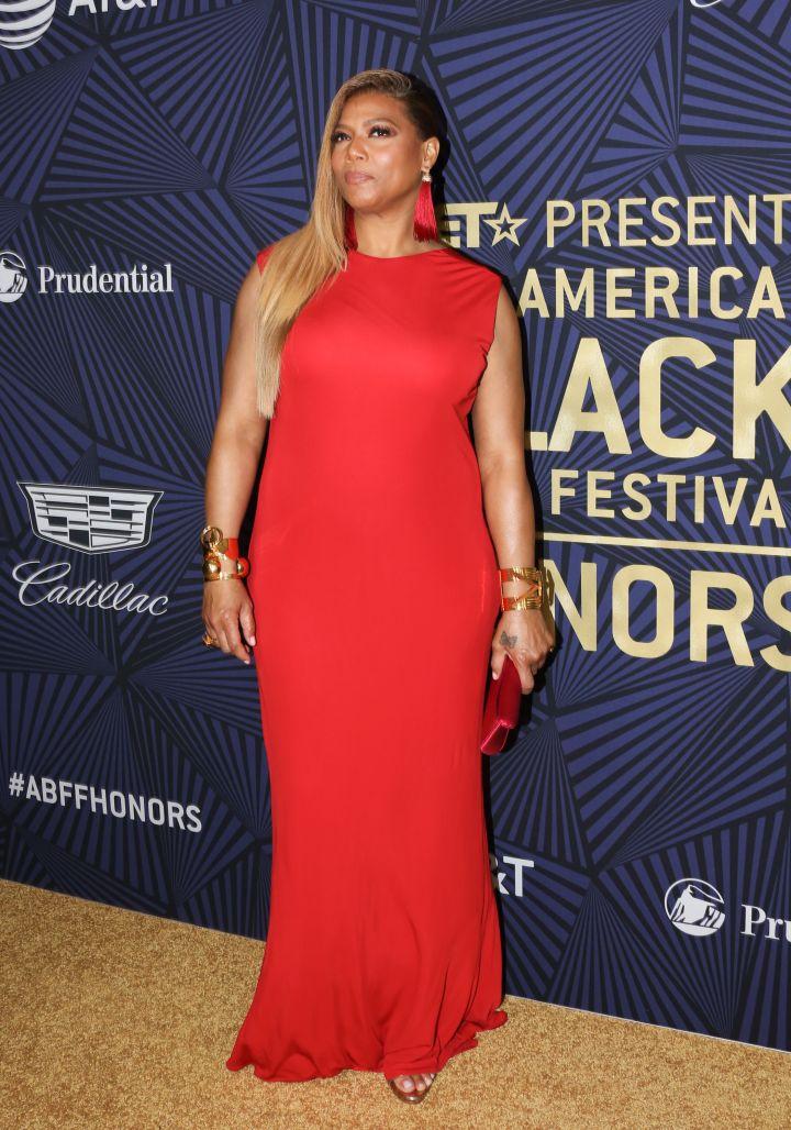 Queen Latifah- 2013 Rock Star Award
