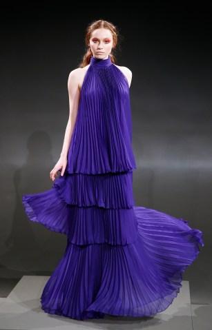 Carmen Marc Valvo - Presentation - February 2017 - New York Fashion Week