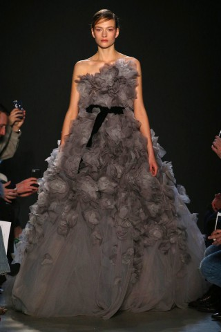 Marchesa - Runway - February 2017 - New York Fashion Week: The Shows