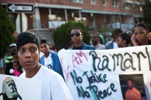 Supporters Of Police Shooting Victim Ramarley Graham