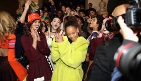 FENTY PUMA by Rihanna Fall / Winter 2017 Collection - Backstage
