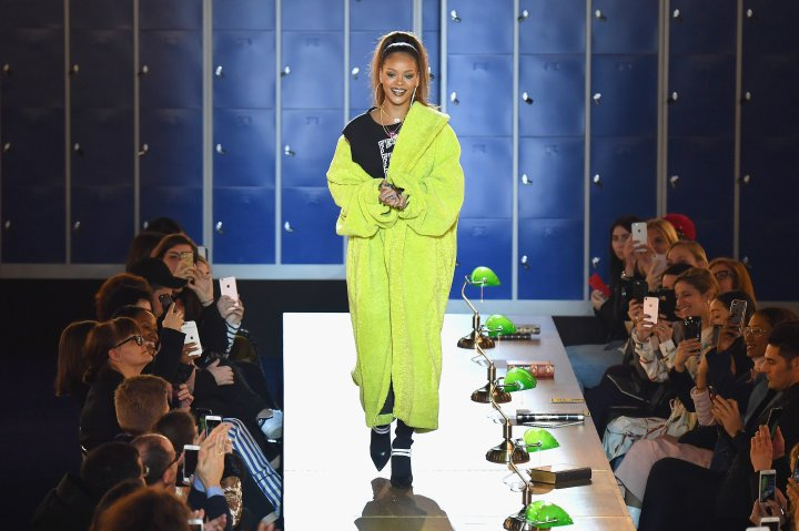 FENTY PUMA by Rihanna Fall / Winter 2017 Collection - Runway