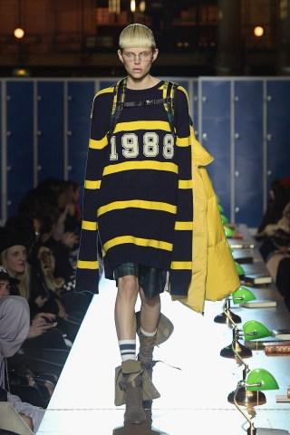 FENTY PUMA by Rihanna : Runway - Paris Fashion Week Womenswear Fall/Winter 2017/2018