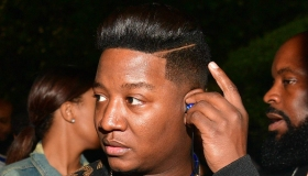 Young Joc Hosts Medusa Lounge