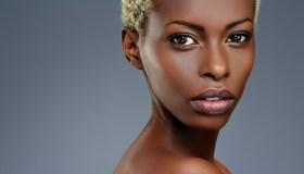 Beauty portrait Fashion Beautiful african ethnicity young women