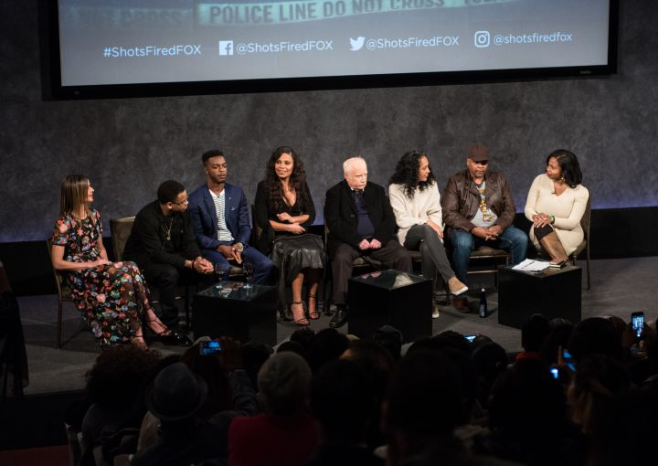 The Cast Of 'Shots Fired'