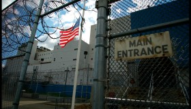 USA - Prisons - Vernon C. Bain Correctional Center at Rikers