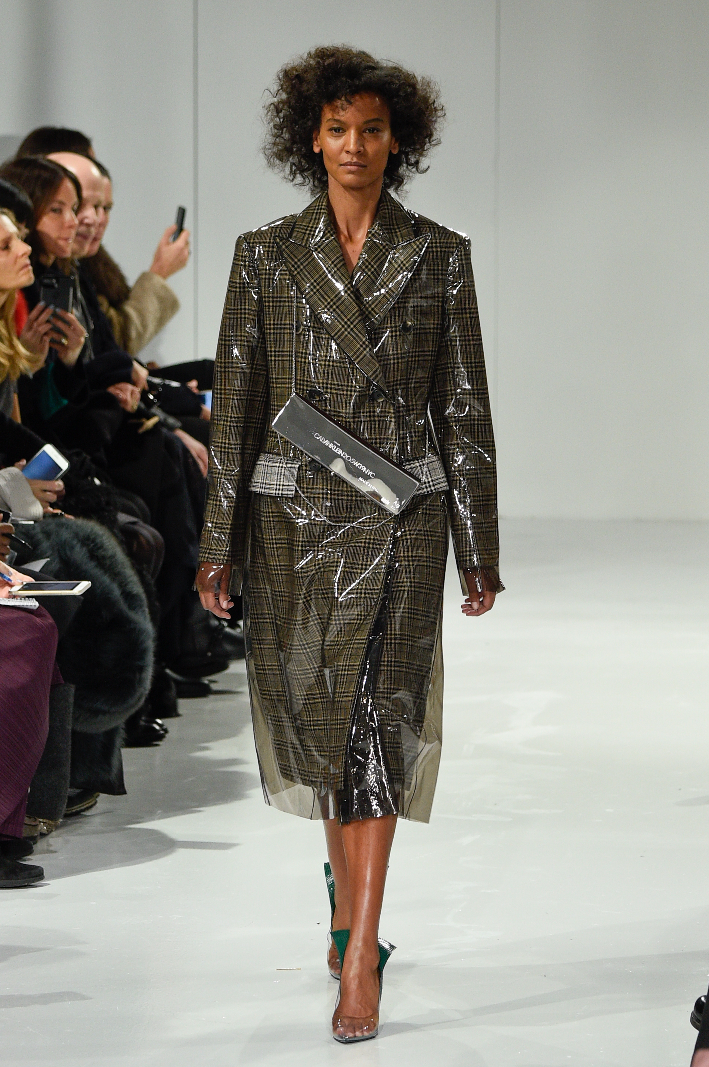 Calvin Klein Collection - Runway - February 2017 - New York Fashion Week