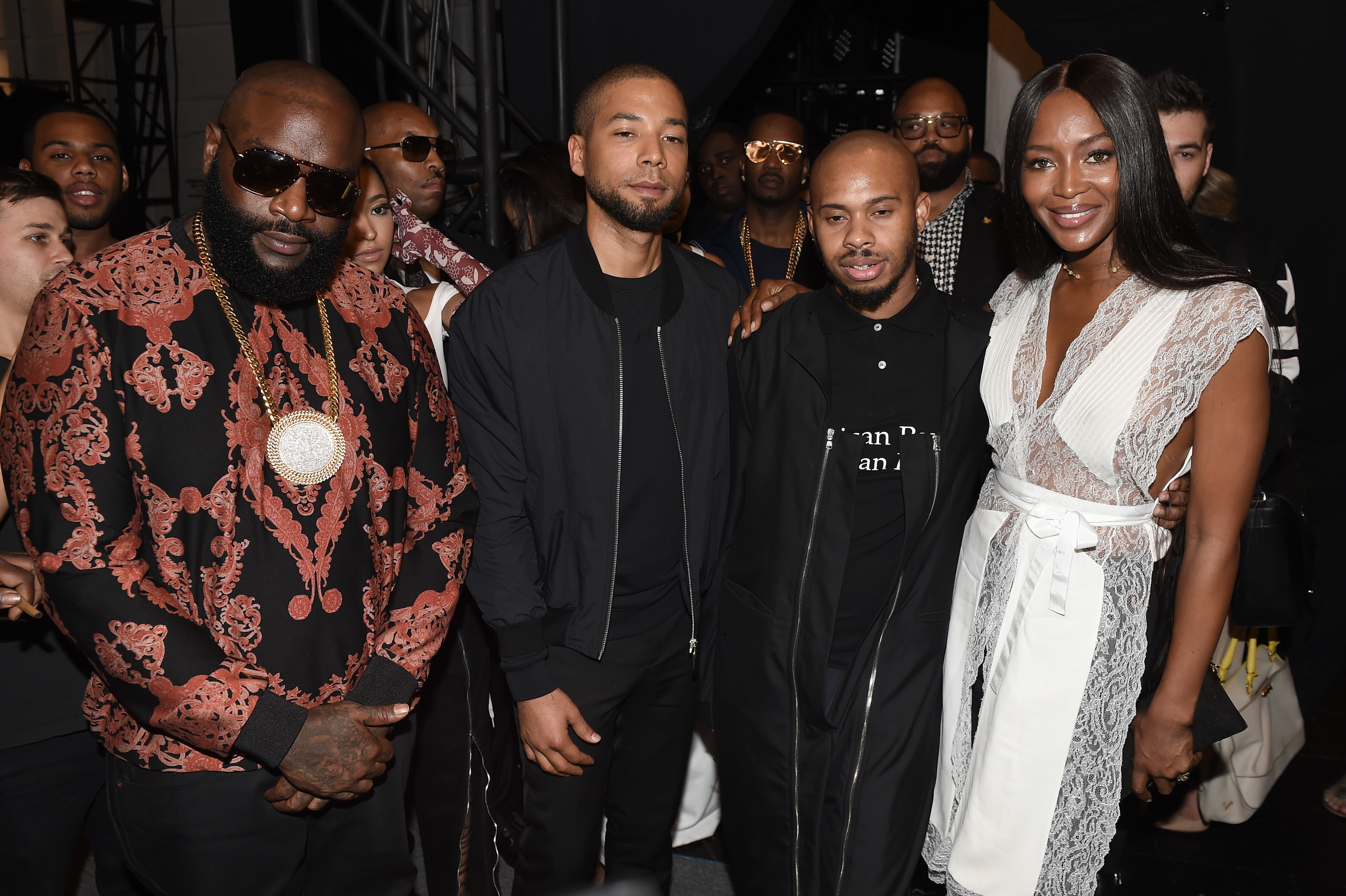Hood By Air - Front Row - September 2016 - New York Fashion Week: The Shows