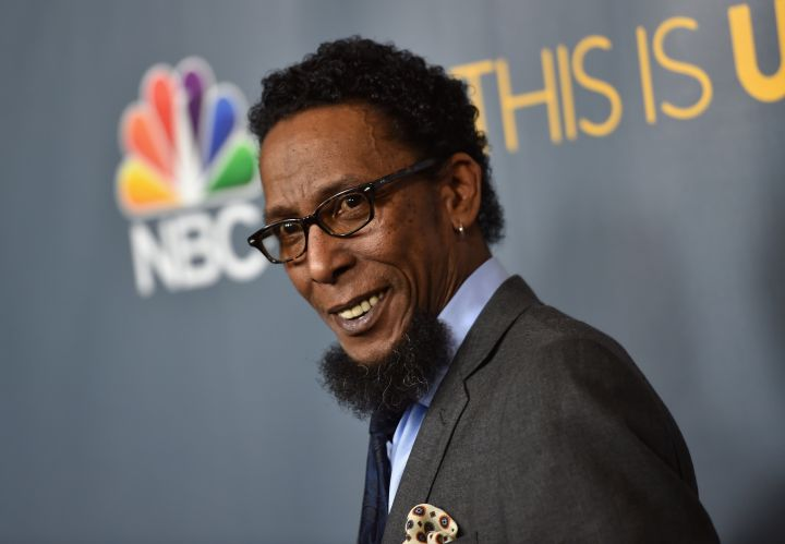 """Ron Cephas Jones, Guest Actor In A Drama Series, """"This Is Us"""""""
