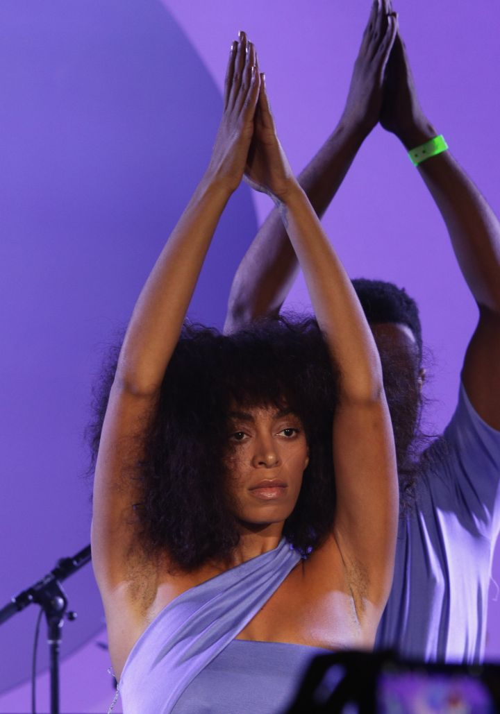 Solange Performs At SXSW