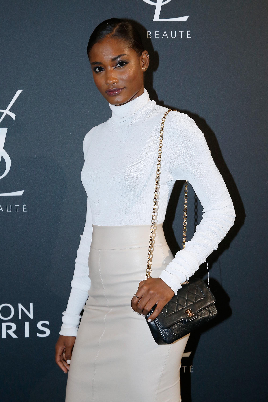 YSL Beauty Launches The New Fragrance 'Mon Paris' In Paris